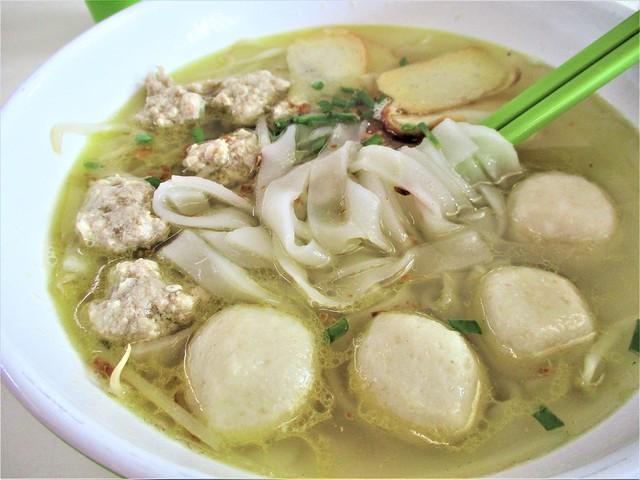 Mary's Nyonya Cuisine Panang kway teow sup 2
