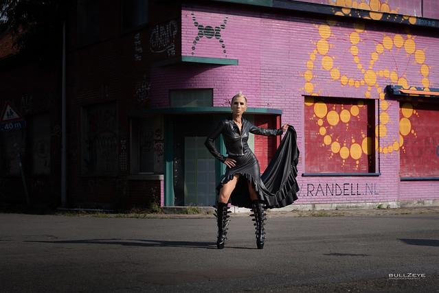 Dancing in The Street...
