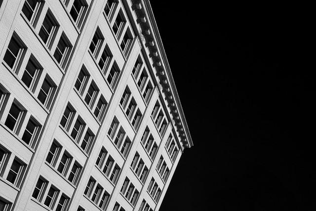 Hermann Building (1917), Houston (infrared)