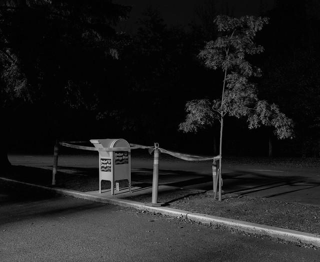 My Ballot Drop Box, Raleigh Park, Portland, Oregon