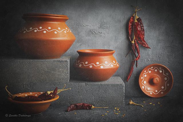 Artistic Indian Kitchen