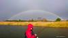 """Fisherman and rainbow! - """"Kalamees ja vikerkaar!"""" 🎣🌈"""