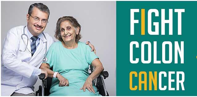 fight colon cancer - Colon cancer treatment in bangalore