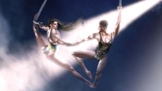 Cirque Du Soleil — Part IV