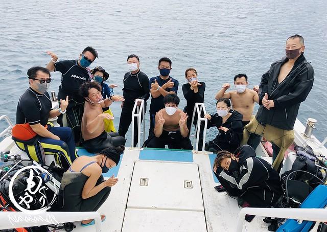 本日の集合写真☆20201015