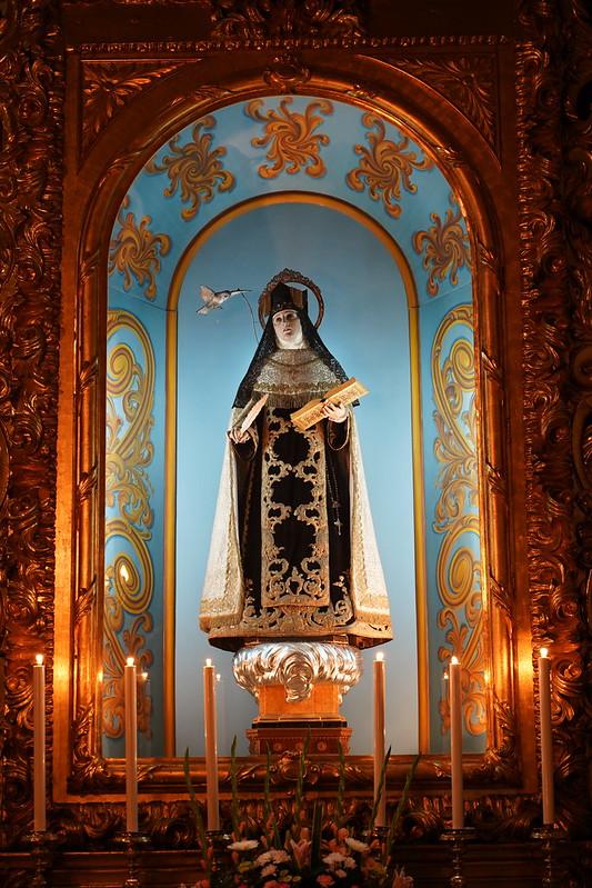 Santa Teresa de Jesús Carmelitas 2020