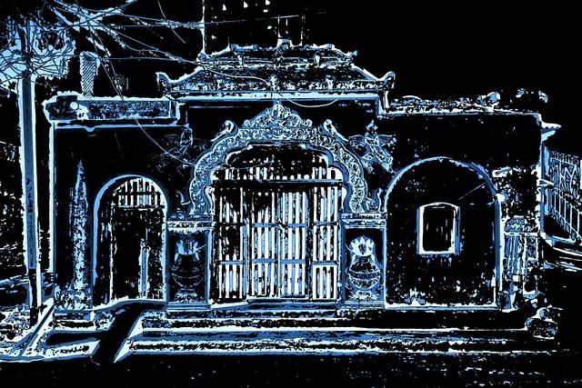 India - Odisha - Puri - Streetlife At Night - 8dd
