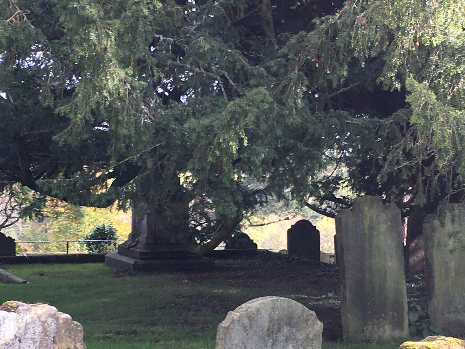 West Hoathly churchyard Balcombe to East Grinstead