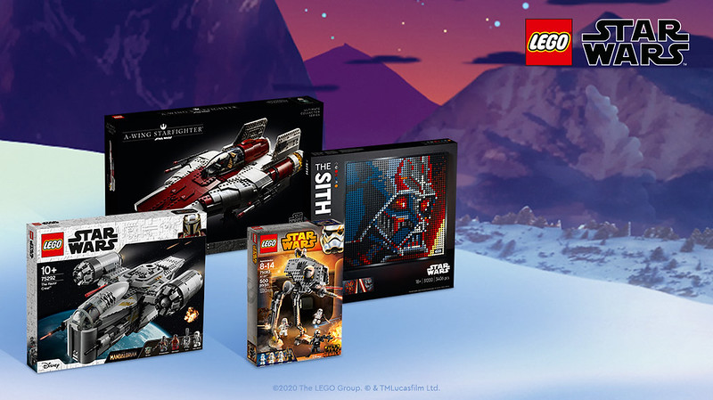 LEGO Ideas Contest Star Wars Holidays