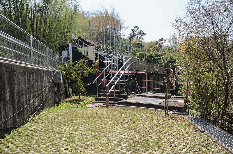 竹子門電廠堤壩 (2)