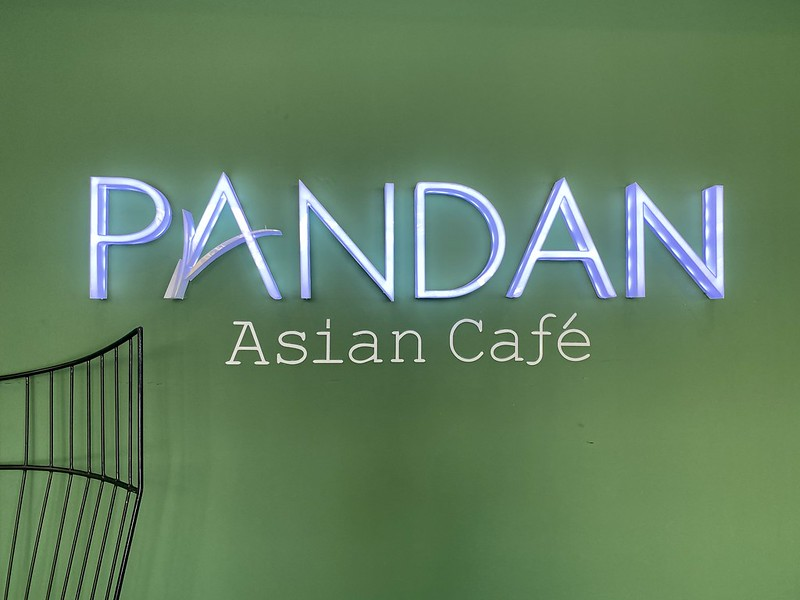 Pandan Asian Cafe, Tomas Morato