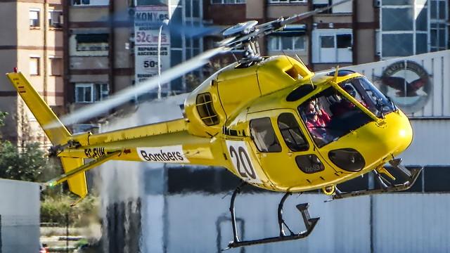 Aerospatiale AS355N Ecureuil 2 EC-FUH