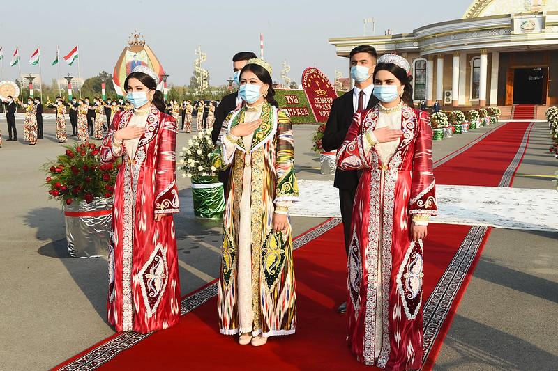 Оғози сафари корӣ ба вилояти Суғд 15.10.2020