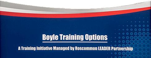Boyle Training Options