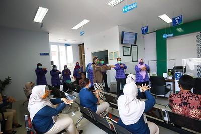 ibu walikota kediri bunda fey Ferry Silviana Abu Bakar