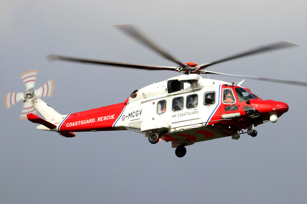 AgustaWestland AW189 - G-MCGV