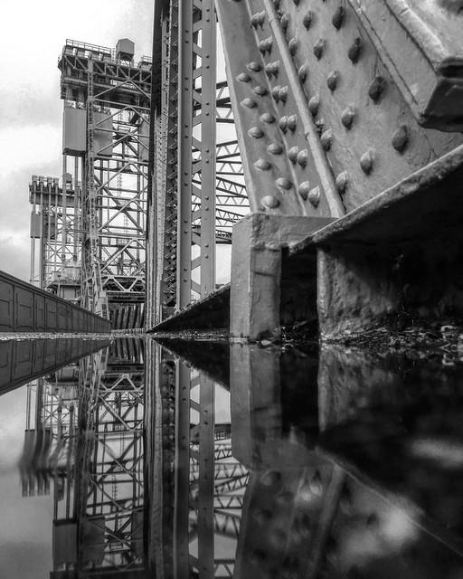 Newport Bridge, Middlesbrough
