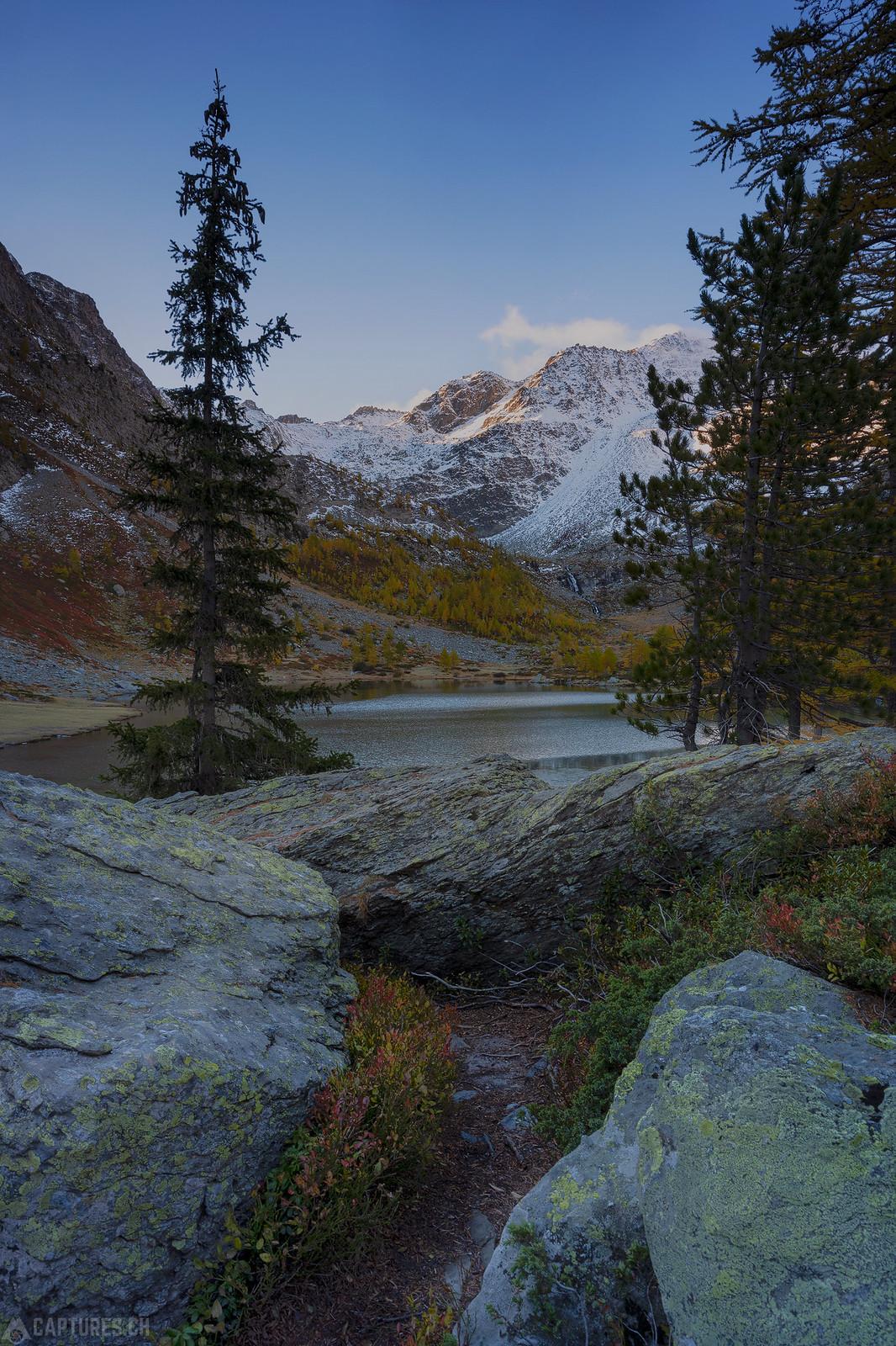 Wild valley - Lago d'Arpy