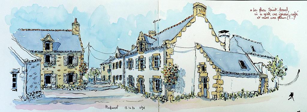 Place Saint-Armel