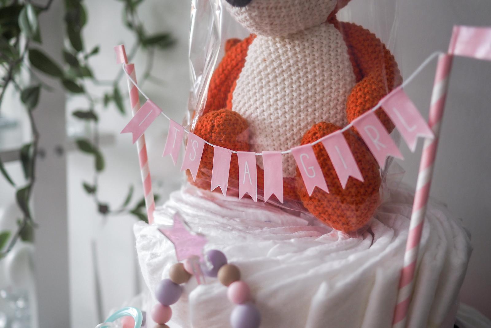 Babyshower juhlat