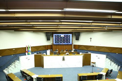 Audiência Pública para discutir sobre o Projeto de Lei de Revisão do Plano Plurianual 2018-2021- 7ª Reunião Extraordinária- Comissão de Orçamento e Finanças Públicas