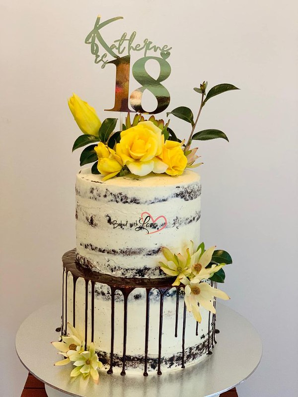 Cake by Baked with Love