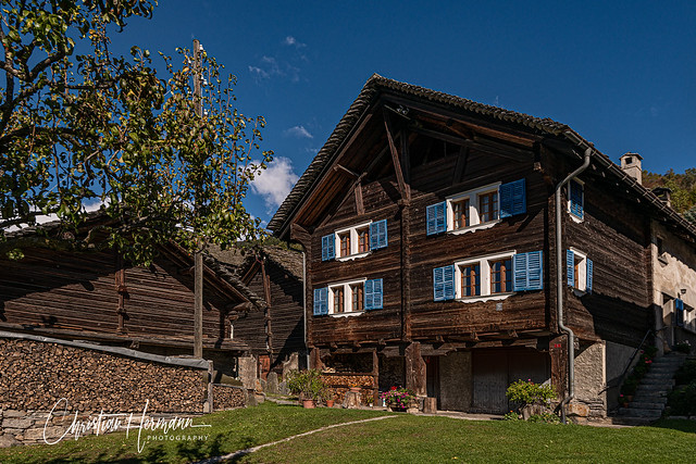 Vecchia Casa, Rossura, Switzerland