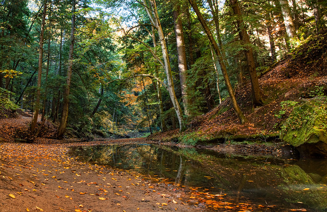 Hocking Hills Creek