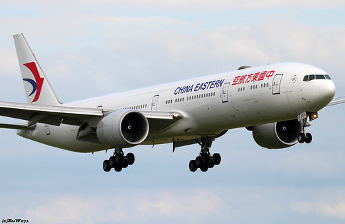 China Eastern Airlines Boeing 777-39P(ER) B-2021