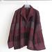 La Boutique Extraordinaire - Nehru Kumar - Veste réversible 100 % laine - 390 €