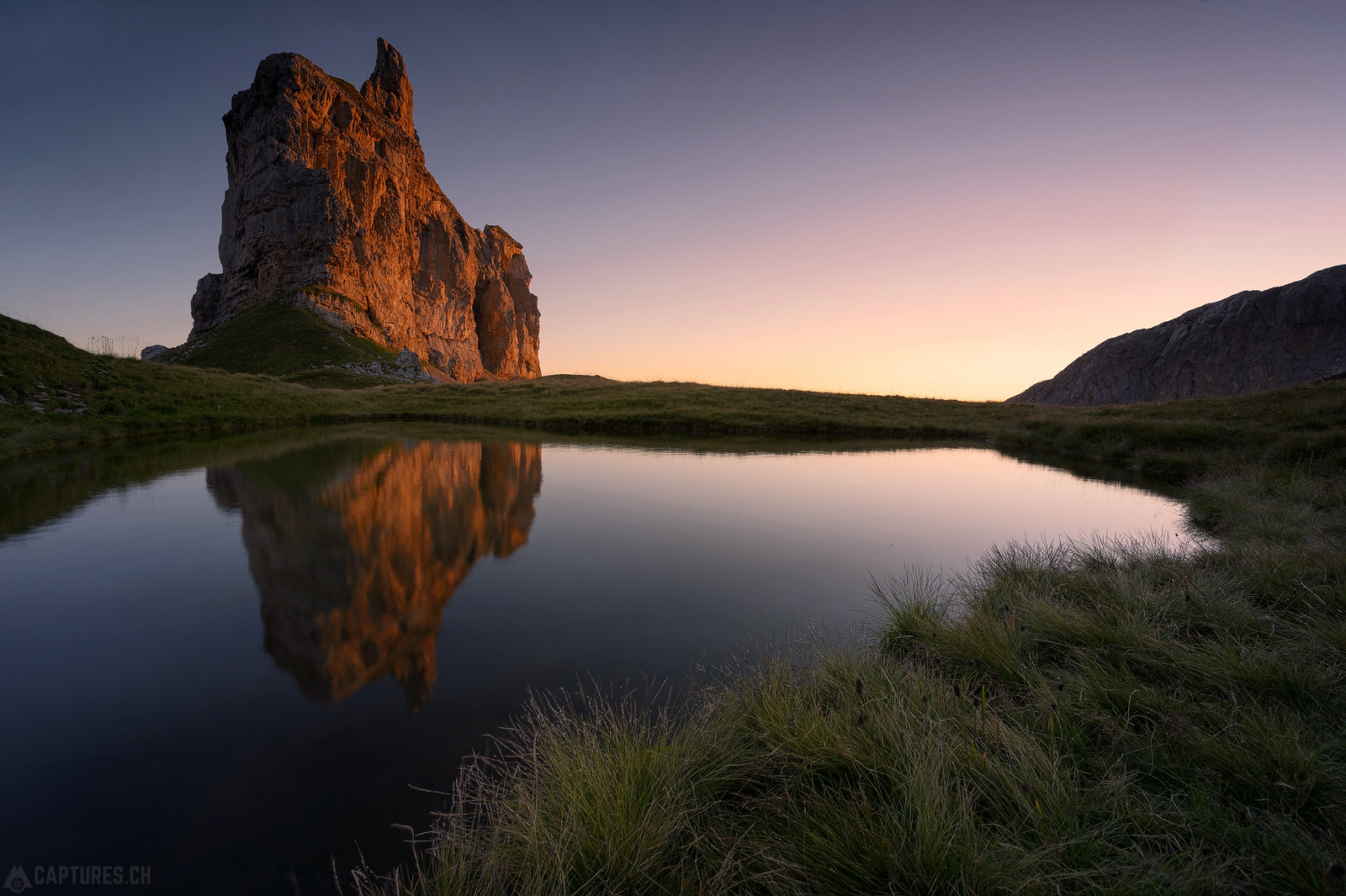 Red mountain - Achslenstock