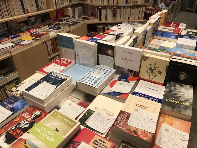 Librairie L'instant - Paris XV