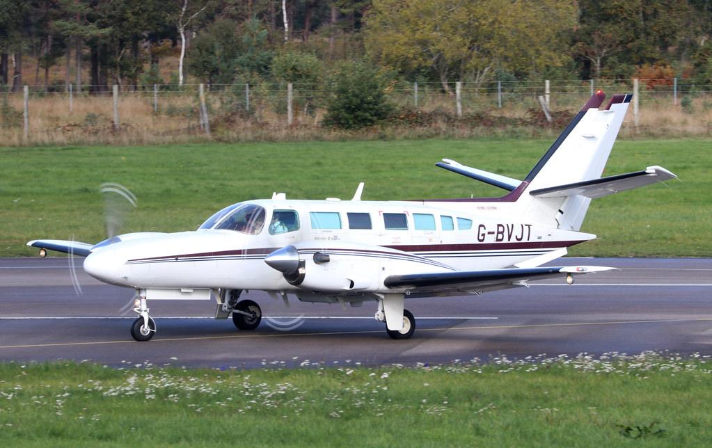 Reims Cessna F406 Caravan II - G-BVJT
