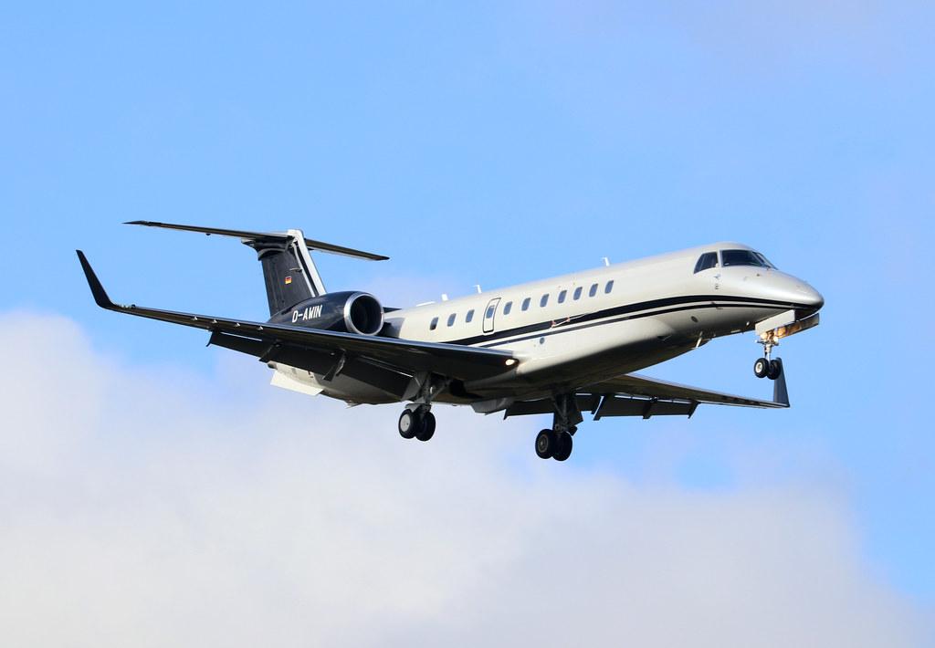 Embraer 135BJ Legacy 650E - D-AWIN