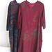 La Boutique Extraordinaire - Nehru Kumar - Robes 100 % laine doublée coton - 270 €