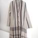 La Boutique Extraordinaire - Nehru Kumar - Manteau 100 % laine doublé coton - 420 €