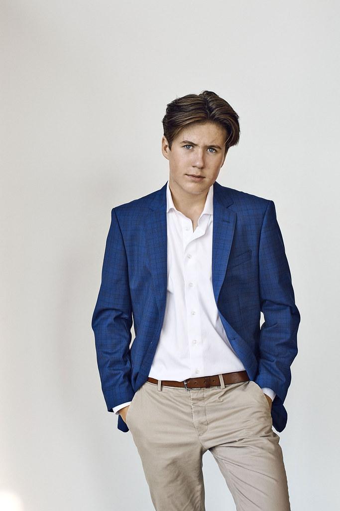 15e verjaardag Prins Christian van Denemarken