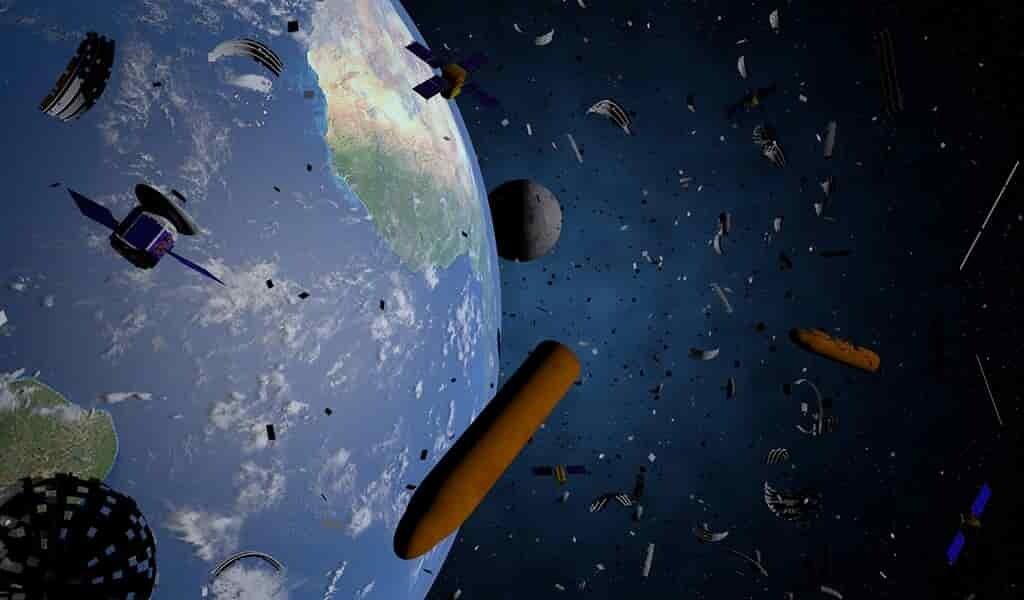 Deux engins spatiaux pourraient entrer en collision