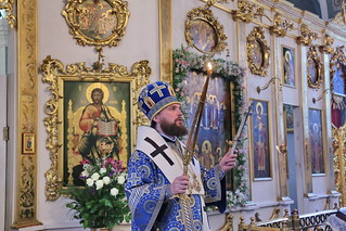 14.10.2020 | Престольный праздник в Покровском соборе