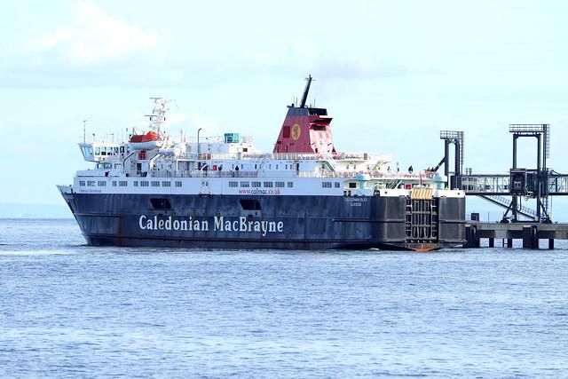 Ferry Caledonian Isles