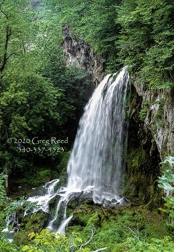 fallingspringfalls alleghanyhighlands warmrivercave falls waterfalls water virginia tlr