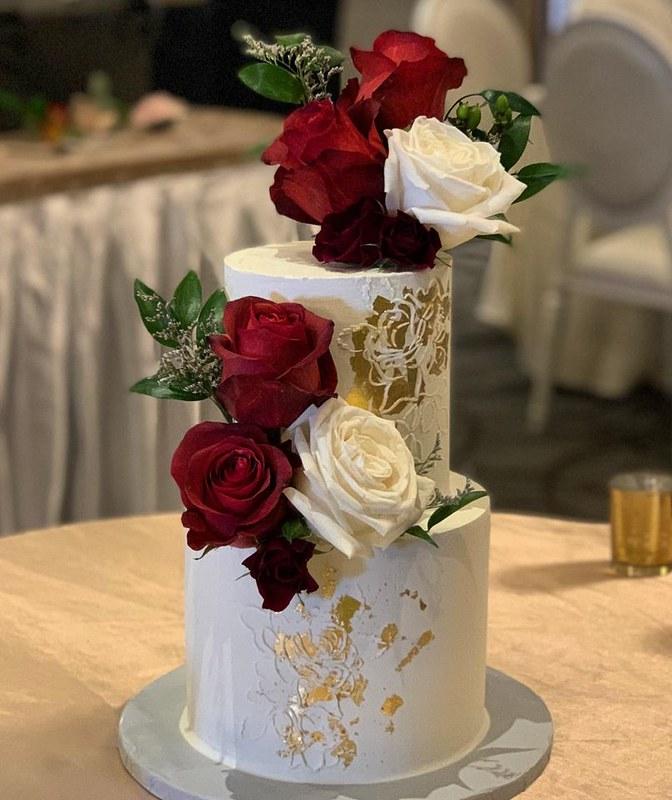 Cake by Violet & Ivy Cake Design