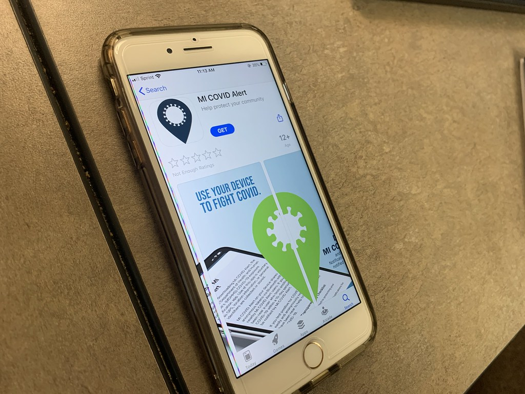 COVID-19 Exposure Notification App Launches in Ingham County