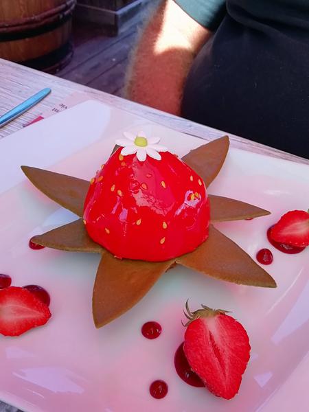 fraise de chez Mireille