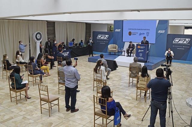CFN presenta el nuevo enfoque de Banca de Desarrollo y líneas de crédito como banca de Segundo Piso