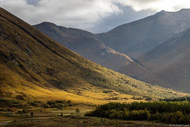 Glen Etive; Highlands, Scotland