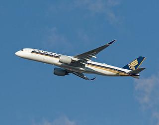 Delivery Flight msn439 9V-SHQ 15/10/2020