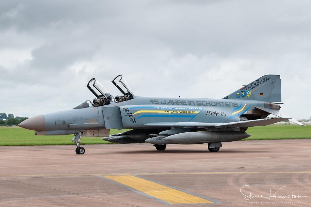 38+28 - McDonnell Douglas F-4F Phantom II