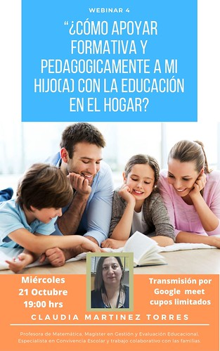 WEBINAR4 | by Colegio Padre Alberto Hurtado Los Angeles