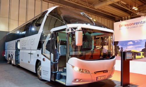 M NP 3780 'MAN Truck & Bus AG'. NEOPLAN starliner  on Dennis Basford's railsroadsrunways.blogspot.co.uk'